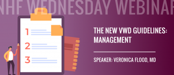 The New VWD Guidelines: Management
