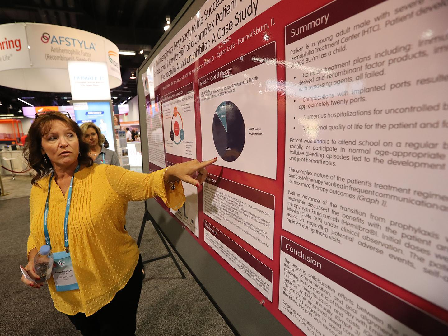 Poster abstracts highlight the latest in bleeding disorders research.