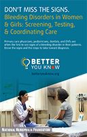 Better You Know: Provider Information